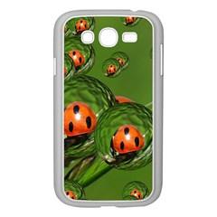 Ladybird Samsung Galaxy Grand Duos I9082 Case (white) by Siebenhuehner