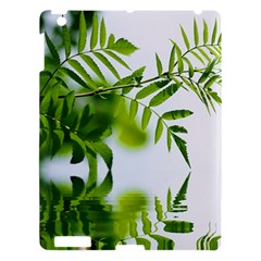 Leafs With Waterreflection Apple Ipad 3/4 Hardshell Case by Siebenhuehner