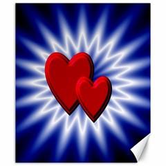 Love Canvas 20  X 24  (unframed)