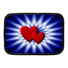Love Netbook Case (medium) by Siebenhuehner