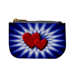 Love Coin Change Purse by Siebenhuehner