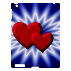 Love Apple Ipad 3/4 Hardshell Case by Siebenhuehner