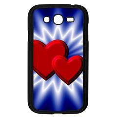 Love Samsung Galaxy Grand Duos I9082 Case (black) by Siebenhuehner