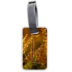 Field Luggage Tag (two Sides) by Siebenhuehner