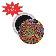 Modern  1 75  Button Magnet (10 Pack) by Siebenhuehner