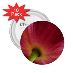 Poppy 2 25  Button (10 Pack) by Siebenhuehner