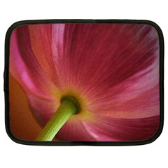 Poppy Netbook Case (large) by Siebenhuehner