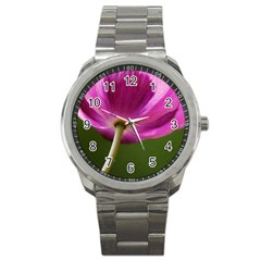 Poppy Sport Metal Watch by Siebenhuehner