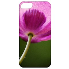 Poppy Apple Iphone 5 Classic Hardshell Case by Siebenhuehner