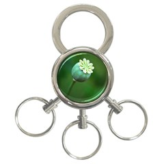 Poppy Capsules 3 Ring Key Chain by Siebenhuehner