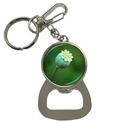 Poppy Capsules Bottle Opener Key Chain by Siebenhuehner