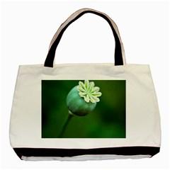 Poppy Capsules Classic Tote Bag by Siebenhuehner