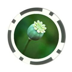 Poppy Capsules Poker Chip (10 Pack)