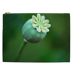 Poppy Capsules Cosmetic Bag (xxl)