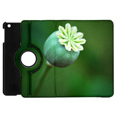 Poppy Capsules Apple Ipad Mini Flip 360 Case by Siebenhuehner