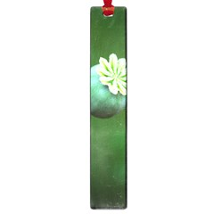 Poppy Capsules Large Bookmark