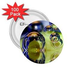 Marble 2 25  Button (100 Pack) by Siebenhuehner