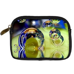 Marble Digital Camera Leather Case