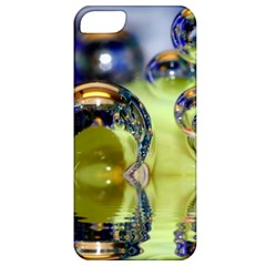 Marble Apple Iphone 5 Classic Hardshell Case by Siebenhuehner