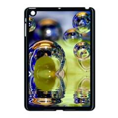 Marble Apple Ipad Mini Case (black) by Siebenhuehner