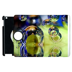 Marble Apple Ipad 3/4 Flip 360 Case by Siebenhuehner