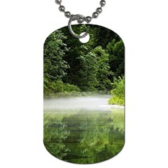Foog Dog Tag (two Sided)  by Siebenhuehner
