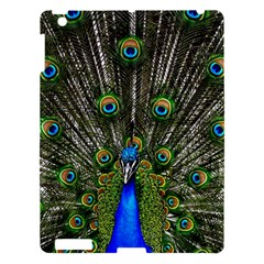 Peacock Apple Ipad 3/4 Hardshell Case by Siebenhuehner