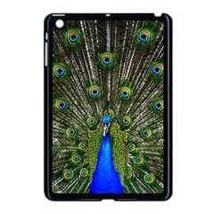 Peacock Apple iPad Mini Case (Black) by Siebenhuehner