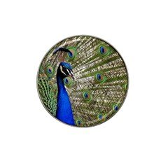 Peacock Golf Ball Marker 4 Pack (for Hat Clip) by Siebenhuehner