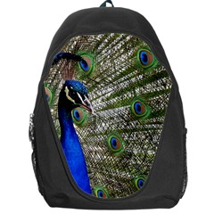 Peacock Backpack Bag by Siebenhuehner