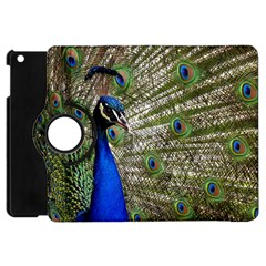 Peacock Apple Ipad Mini Flip 360 Case by Siebenhuehner