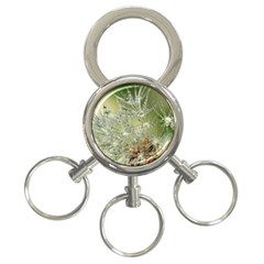 Dandelion 3 Ring Key Chain by Siebenhuehner