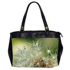 Dandelion Oversize Office Handbag (two Sides) by Siebenhuehner