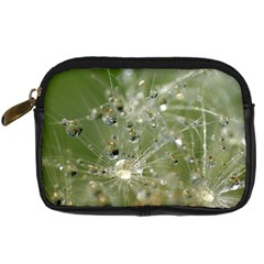 Dandelion Digital Camera Leather Case by Siebenhuehner