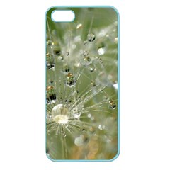 Dandelion Apple Seamless Iphone 5 Case (color) by Siebenhuehner