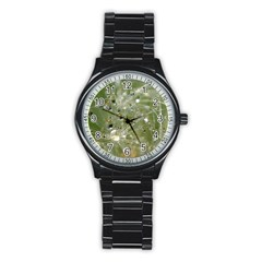 Dandelion Sport Metal Watch (black)