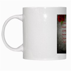 Maggie s Quote White Coffee Mug by AuthorPScott