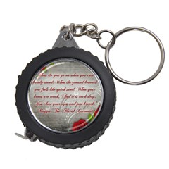 Maggie s Quote Measuring Tape by AuthorPScott