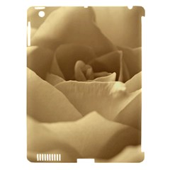 Rose  Apple Ipad 3/4 Hardshell Case (compatible With Smart Cover) by Siebenhuehner