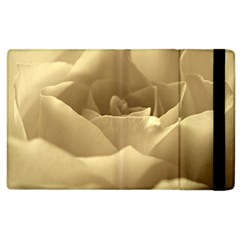Rose  Apple Ipad 3/4 Flip Case by Siebenhuehner