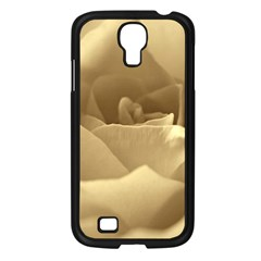 Rose  Samsung Galaxy S4 I9500/ I9505 Case (black) by Siebenhuehner