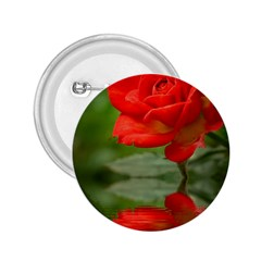 Rose 2 25  Button by Siebenhuehner