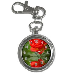 Rose Key Chain & Watch by Siebenhuehner