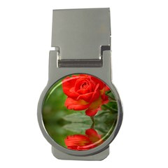 Rose Money Clip (round) by Siebenhuehner