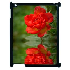 Rose Apple Ipad 2 Case (black) by Siebenhuehner