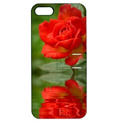 Rose Apple Iphone 5 Hardshell Case With Stand by Siebenhuehner