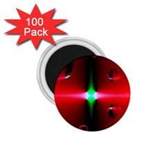 Magic Balls 1 75  Button Magnet (100 Pack) by Siebenhuehner