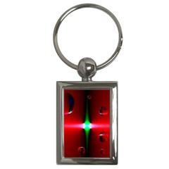 Magic Balls Key Chain (rectangle) by Siebenhuehner