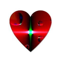 Magic Balls Magnet (heart) by Siebenhuehner