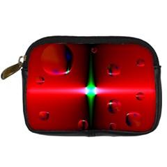 Magic Balls Digital Camera Leather Case by Siebenhuehner